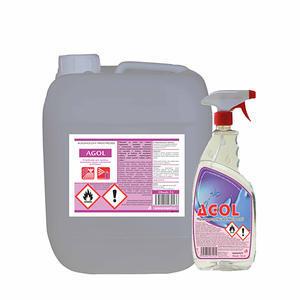 Agol pro okamžitou dezinfekci povrchů