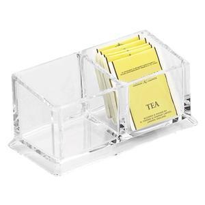 Box na čajové sáčky 2 přihrádky