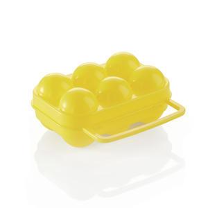 Box na vejce přepravní pro 6 vajec