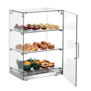 Bufetová vitrína skleněná 3850 3E-K Bartscher