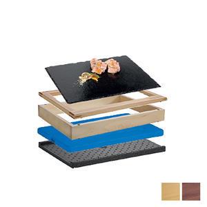Bufetový modul 1/1 chlazený s břidlicí