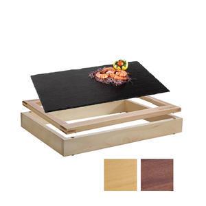 Bufetový modul 1/1 s břidlicovou deskou