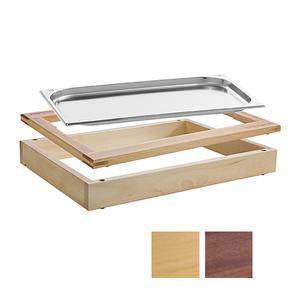 Bufetový modul 1/1 s GN 20 mm