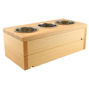 Bufetový modul 1/3 se 3 košíky na příbory