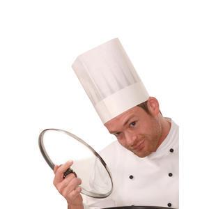 Čepice kuchařská Europa