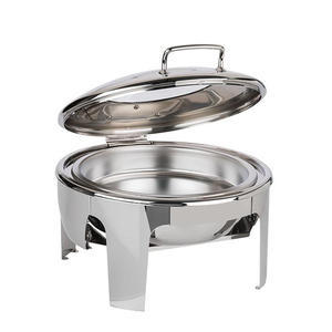 Chafing dish Easy Induction kulatý