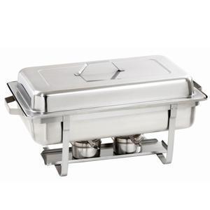 Chafing dish GN 1/1-100 mm na hořlavou pastu Bartscher