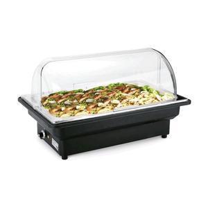Chafing dish GN 1/1-65 mm elektrický s rolltopem