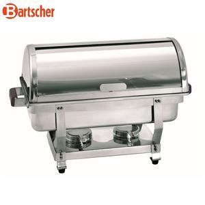 Chafing dish GN 1/1-65 mm s poklicí Roll-top Bartscher