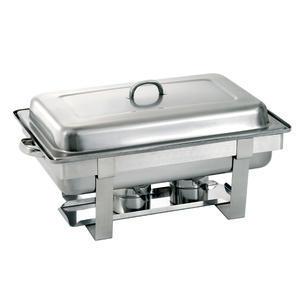 Chafing dish na hořlavou pastu GN 1/1-65 Bartscher