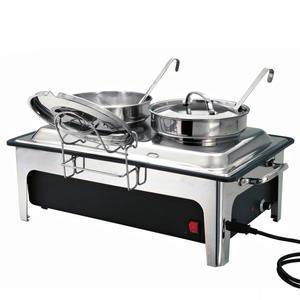 Chafing dish na polévku 2 x 4 l Bartscher