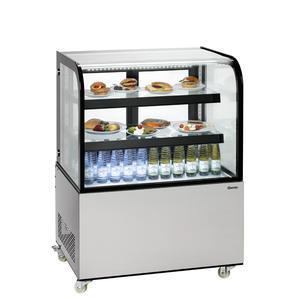 Chladicí cukrářská vitrína 270 litrů Bartscher