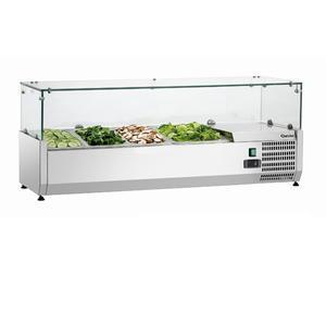 Chladicí nástavba 3 x GN 1/3 a 1 x GN 1/2 Bartscher