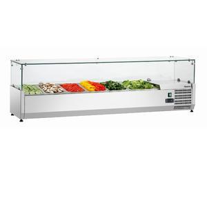 Chladicí nástavba 5 x GN 1/3 a 1 x GN 1/2 Bartscher
