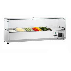Chladicí nástavba 5 x GN 1/4 Bartscher