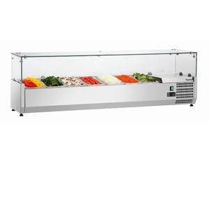 Chladicí nástavba 7 x GN 1/4 Bartscher