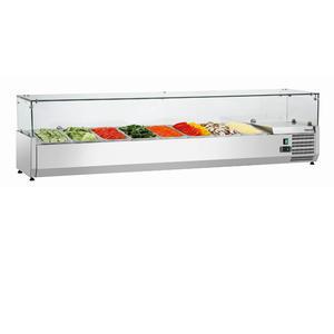 Chladicí nástavba 8 x GN 1/3 Bartscher