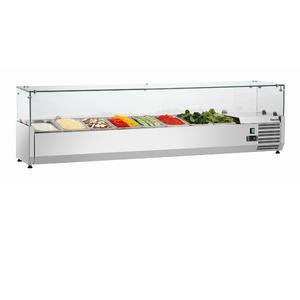 Chladicí nástavba 8 x GN 1/4 Bartscher
