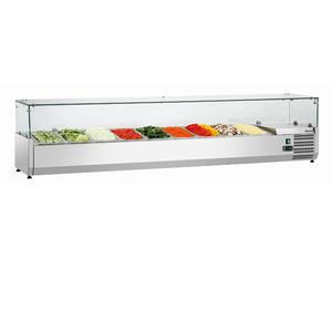 Chladicí nástavba 9 x GN 1/3 Bartscher