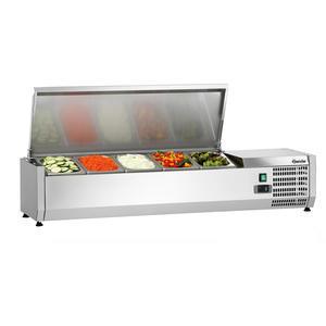 Chladicí nástavba nerez 5 x GN 1/4 Bartscher