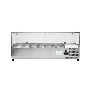 Chladicí nástavba VRX1400/330 na 6x GN 1/4