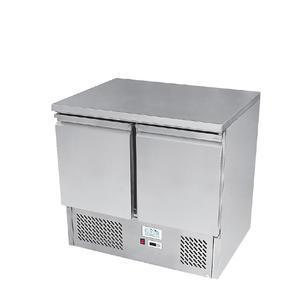 Chladicí pracovní stůl ICE3801GR dvoudveřový