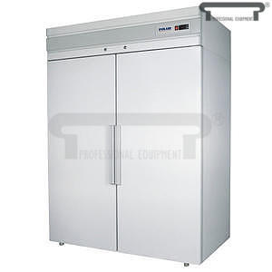 Chladicí skříň dvoukřídlá GN 2/1 1400 l