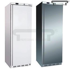 Chladicí skříň Nordline nerez a bílá 258 l