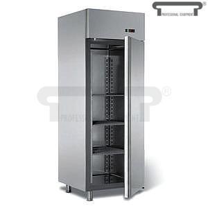 Chladicí skříň plné dveře GN 2/1 700 l nerez