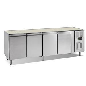 Chladicí stůl GN 1/1 s deskou 4dveřový