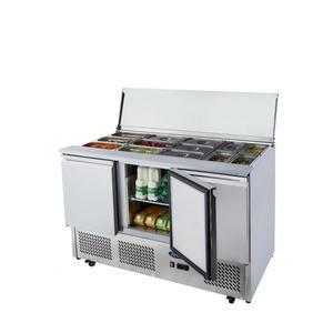 Chladicí stůl saladeta ICE3850GR pro 4x GN 1/1