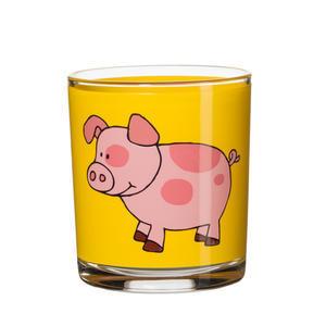 Dětská sklenice 22 cl Farma