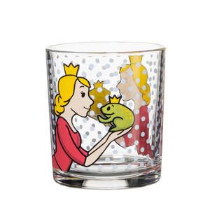 Dětská sklenice 22 cl Princezna