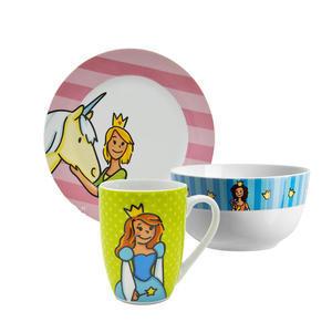 Dětský porcelán Princezna