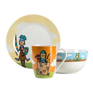Dětský porcelán Rytíř
