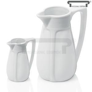 Džbán porcelánový zdobený