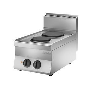 Elektrický sporák 650 2PL Bartscher
