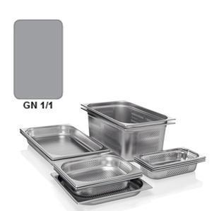 Gastronádoba GN 1/1 nerezová děrovaná