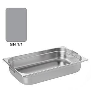 Gastronádoba GN 1/1 nerezová s uchy