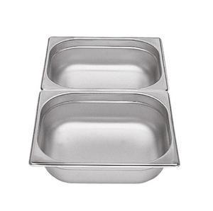 Gastronádoba GN 1/2 nerezová plná