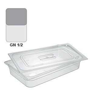 Gastronádoba GN 1/2 polykarbonátová
