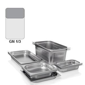 Gastronádoba GN 1/3 nerezová děrovaná