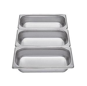 Gastronádoba GN 1/3 nerezová plná