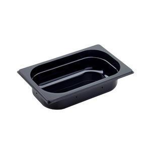 Gastronádoba GN 1/4 polykarbonátová černá