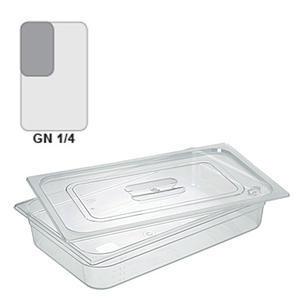 Gastronádoba GN 1/4 polykarbonátová