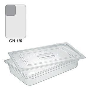 Gastronádoba GN 1/6 polykarbonátová