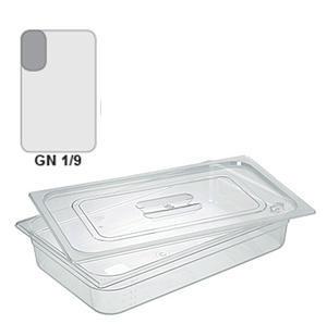 Gastronádoba GN 1/9 polykarbonátová