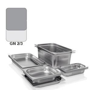 Gastronádoba GN 2/3 nerezová děrovaná