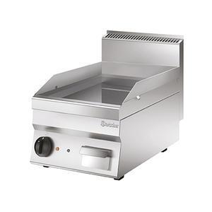 Gril elektrický 650 hladký 1Z Bartscher
