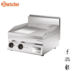 Gril elektrický 650 kombinovaný Bartscher
